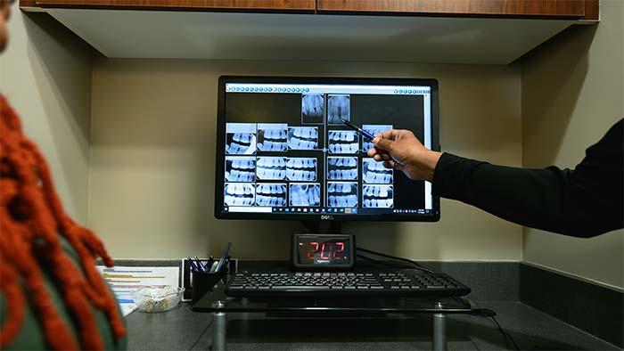 Emergency Dental Services Coopersville Mi
